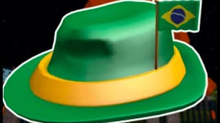 New free item international fedora brazil | ROBLOX
