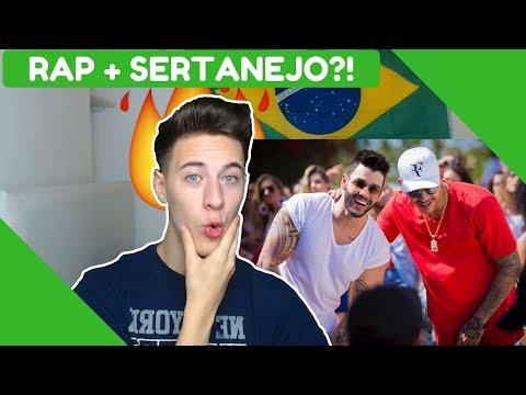 Analisando Gusttavo Lima & Hungria Hip Hop!!! Eu Vou Te Buscar (Cha la la la la)