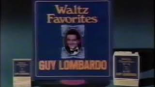 Guy Lombardo  1985  tv commercial