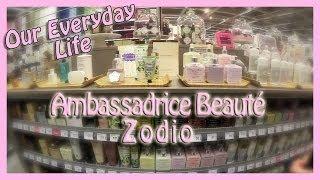 VLOG : Une journée dans ma peau d'Ambassadrice Beauté Zodio