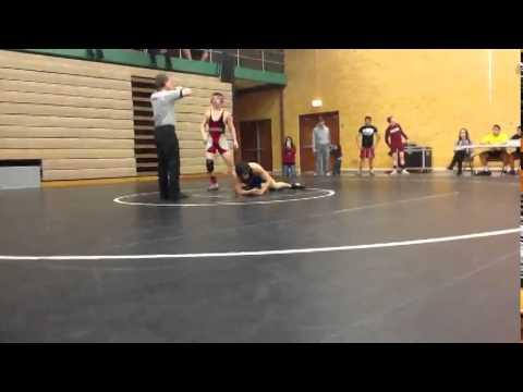2012 Kearns High School Wrestling Tournament | Northridge vs Cyprus 2