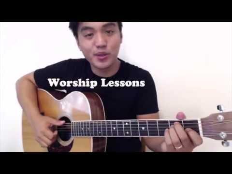 Here I Am To Worship EASY Tutorial - Zeno
