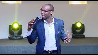 Too funny!! Dr.Ofweneke live @ The Purpose Centre Church,Nairobi