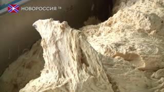 """Передача про Хлеб """"Сделано в Новороссии"""" ТВ Новороссия"""