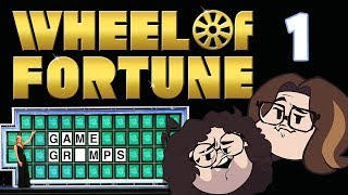 Wheel of Fortune: Letters and Junk - PART 1 - Game Grumps VS