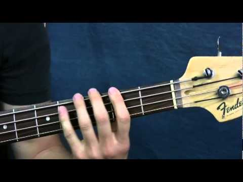 easy bass guitar songs lesson bulls on parade by rage against the machine youtube. Black Bedroom Furniture Sets. Home Design Ideas