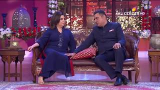 Comedy Nights With Kapil - Shahrukh & Abhishek - Happy New Year - 25th Oct 2014 - Full Episode (HD)
