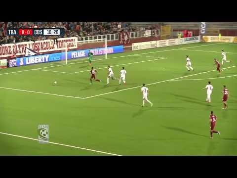Highlights Trapani-Cosenza 0-2. Ritorno 1°Turno nazionale PlayOff 23.05.18 ©TrapaniCalcio.it