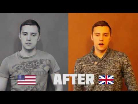 Акценты: британский vs