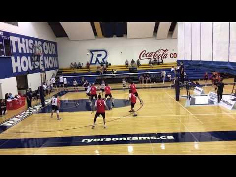 ONE Volleyball Premier League Highlights 2018: Michael Denton