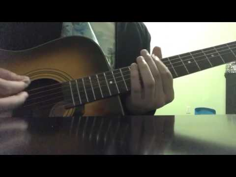 Three Days Grace   Animal I Have Become acoustic guitar cover + TABS