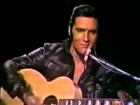 Elvis Presley-Thats All Right Mamma`68