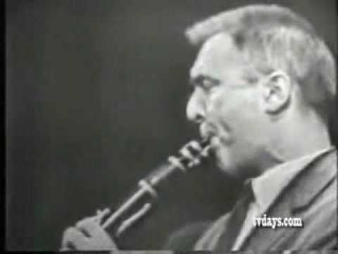 Hank D'Amico on Art Ford's Jazz Party - 09 18 1958 (Part 5)