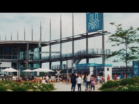 Montreal Old Port Canada - Cinematic Reel 2017 Test Footage with G7 Lumix 25mm