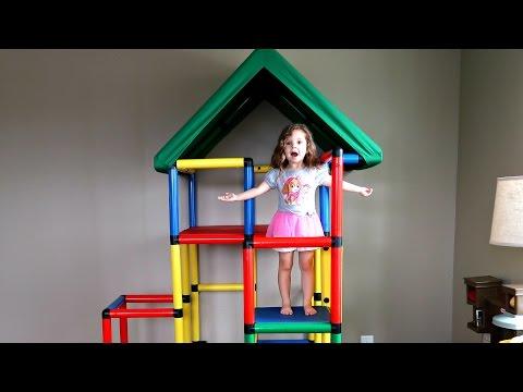 Lil Monkey Klettergerüst Dome Climber : Klettergerüst dome climber beluga spielwaren youtube