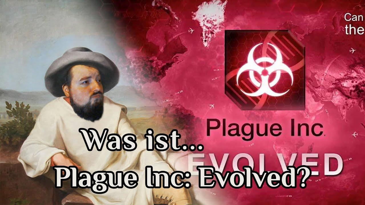 Was ist Plague Inc: Evolved? Deutsch/German[Gameplay ...