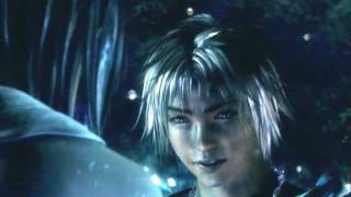 FFX-The Spring(Yuna n Tidus kissing scene)HQ/English version/Clear