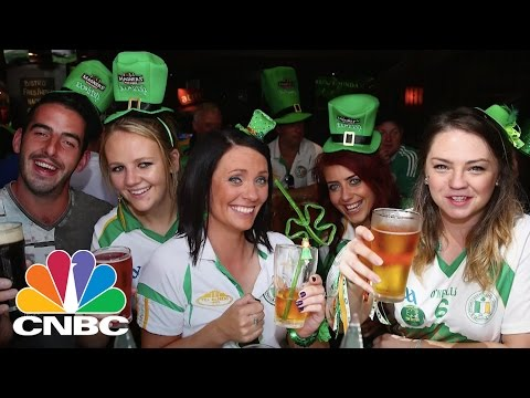 Emergency Dental Visits Spike Day After St. Patrick's Day | CNBC