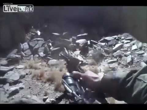 Afghanistan war : US Army Fighting Taliban