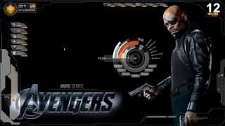 The Avengers Rainmeter Theme by lordgaspode