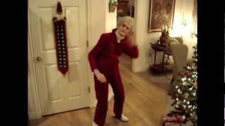 my 90 year old grandma dances to lmfao party rock anthem original