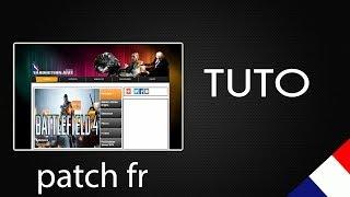 [TUTO] installer un patch fr