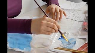 ISA Sainte-Anne les ARTS Ambiance des cours JPO 2021