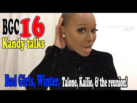 BGC 16 Kandy talks Bad Girls Club, Winter, Talone, The Reunion & More!