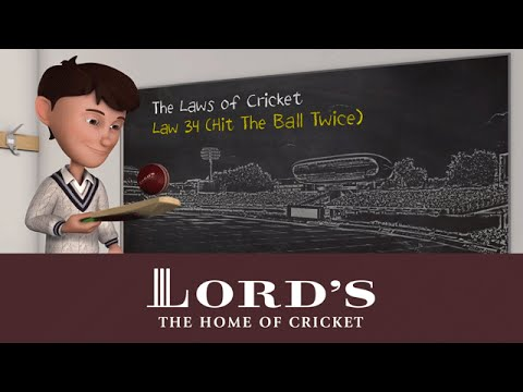 The Laws of Cricket in Urdu with Ramiz Raja | Hit the ball twice