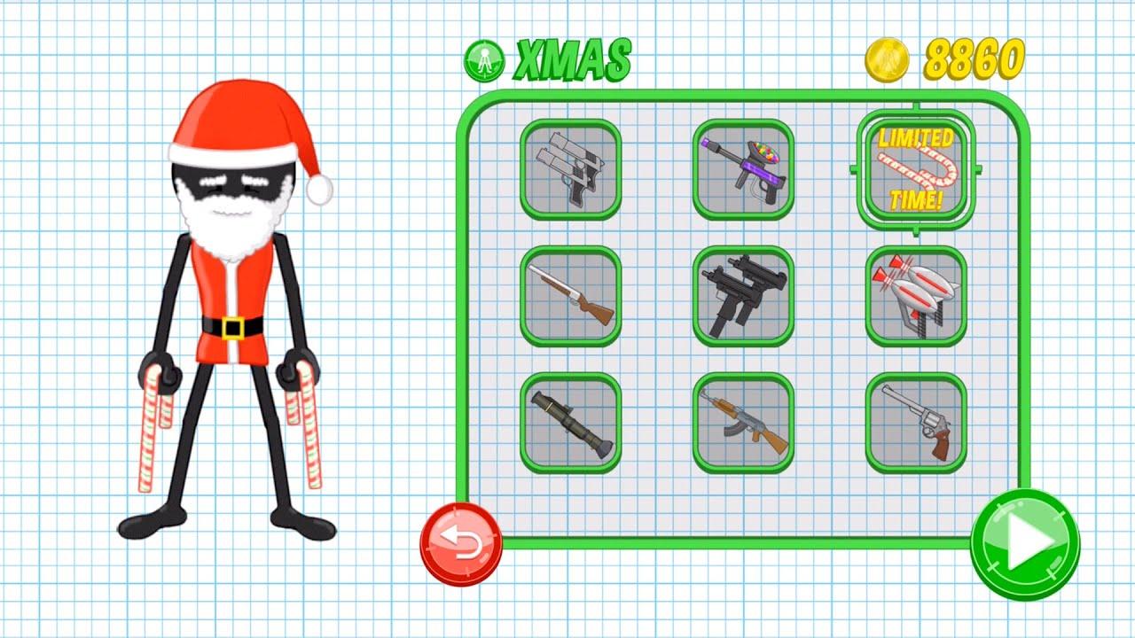 game gun fu stickman 2 mod apk