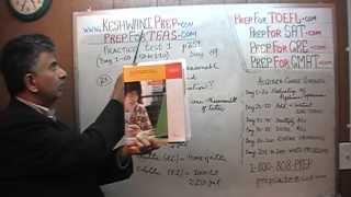 TEAS V, Practice Test 1, p259, Study Manual, Math Day 69, Nursing Online Prep Tutor GRE, GMAT, SAT