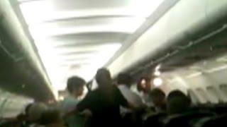 Southwest flight diverted due to unruly passengers