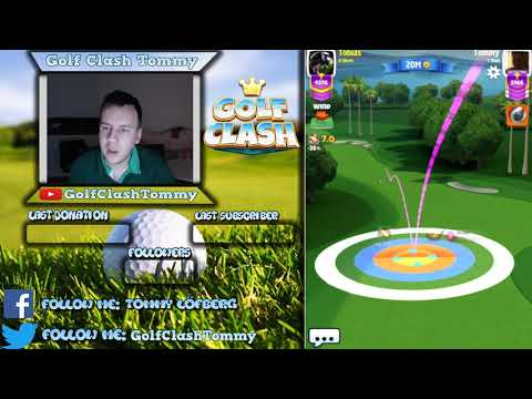 Golf Clash tips, Wind Guide 3.0 - How to play like Tommy