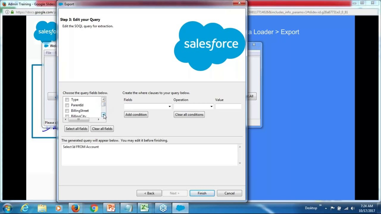 salesforce data loader download windows 7