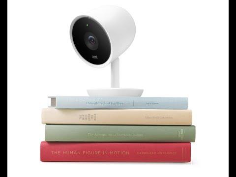 Meet Nest Cam IQ