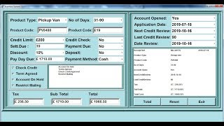 How to create an inventory system in python. this video tutorial you will learn retrieve data from combobox by using the get() method, tutorial...