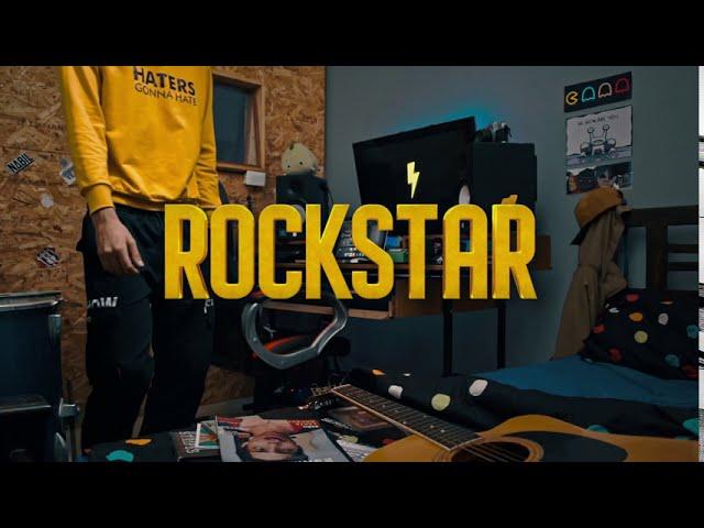 Rockstar - Nabil Jonas (LyricVideo)