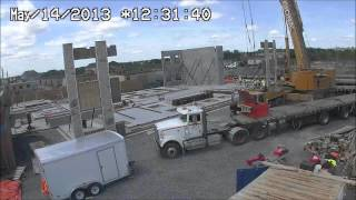 2013-05-14 - Construction Timelapse to Date - Michaelle-Jean School