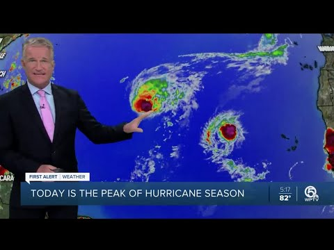 Hurricane Season Is Peaking With Not Many Names Left On The List