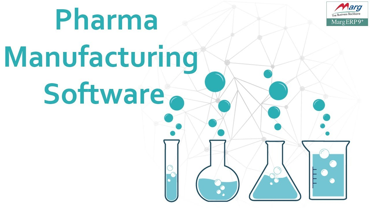 Pharmaceutical Manufacturing Software  | Pharmaceutical Industry software  [Hindi]