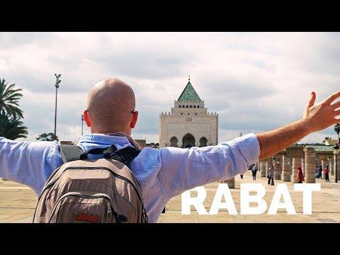 🌍🕍 RABAT - Marruecos (1/4)