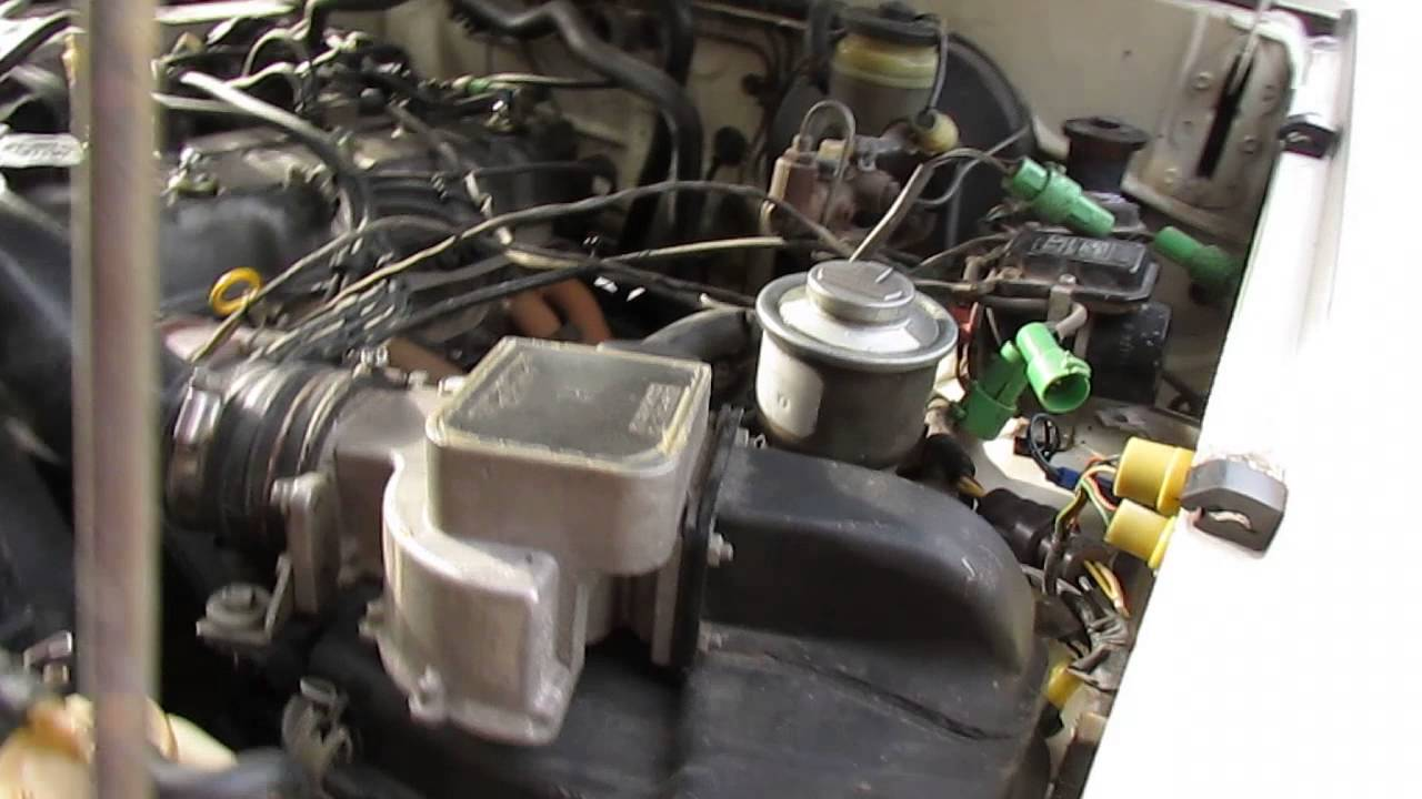 hight resolution of testing 22re coil igniter in my 85 4x4 bf4 youtube toyota pickup wiring coil