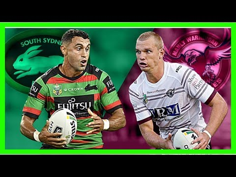 South Sydney Rabbitohs v Manly Sea Eagles - round 3 preview