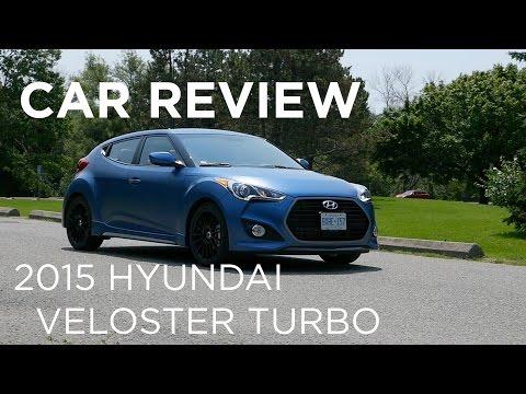 Car Review 2015 Hyundai Veloster Turbo Driving.ca