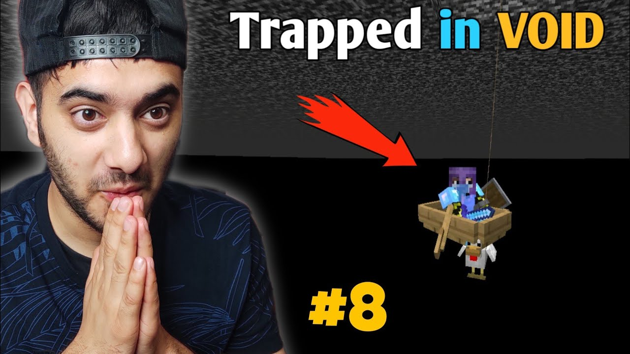 Download My Friends Trapped me in the VOID, So I Trapped them Back | Minecraft Himlands [S-3 part 8]