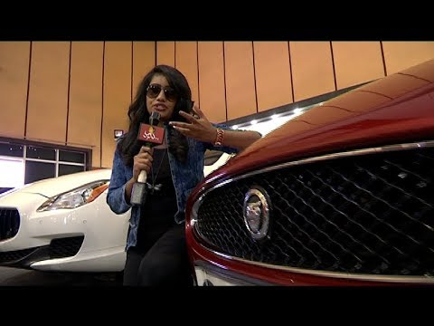 International Auto Show 2017 || Amazing New Cars || Hyderabad || Vanitha TV
