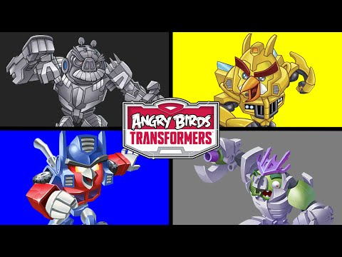 angry birds transformers printables - Google Search | Transformers ... | 360x480