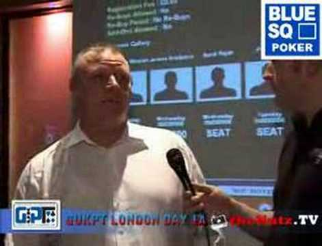 GUKPT London day 1a - London Opening