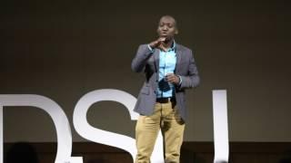 Deaf and Destined to Bridge the World | Isidore Niyongabo | TEDxSDSU