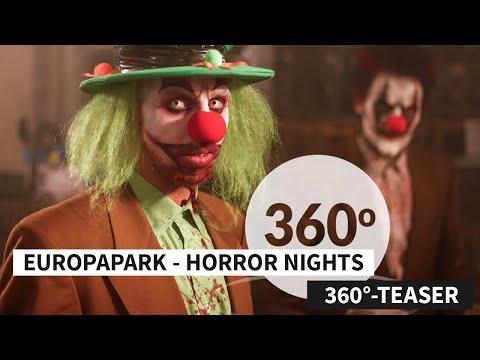 Europa-Park | Happy Halloween | 360° Virtual Reality Video